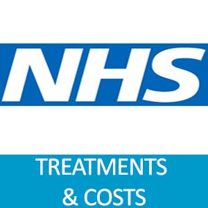 NHS Treatments and Costs